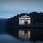 The Pumphouse at Night
